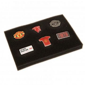 Manchester United Badge Collection